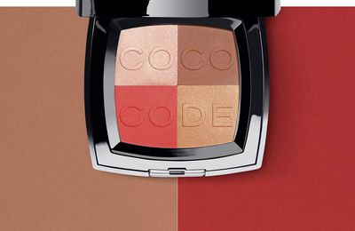 CHANEL EYE PALLETTE