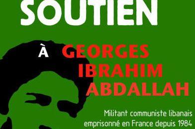 Hautes-Pyrénées : création d'un nouveau collectif de soutien à la libération de Georges Ibrahim Abdallah.