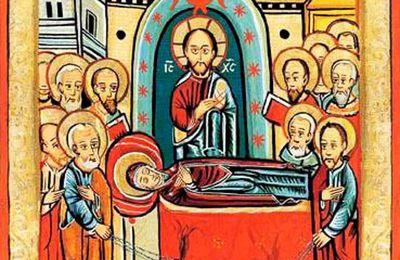 Les dix septénaires de la vie de la Mère de Dieu