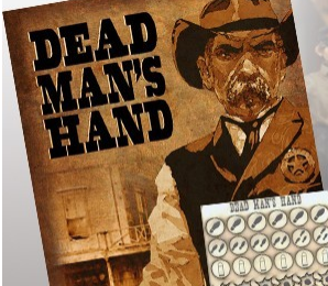 Dead man 's hand, les figurines