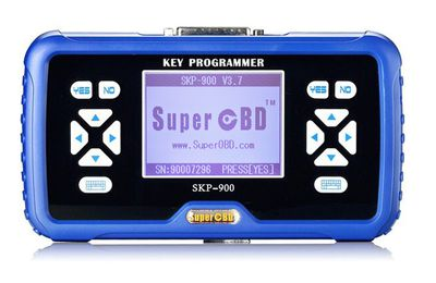 SKP900 Key Programmer V4.4 Add More Car List