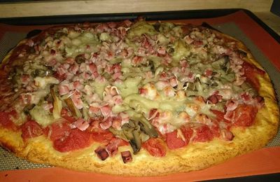 Pizza TM (pour 3-4 pizzas)