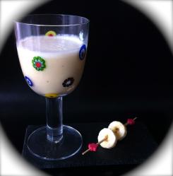 Cocktail pinacolada