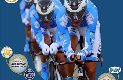 42ème Circuit des Ardennes : Passage par Arreux le 10/04/16