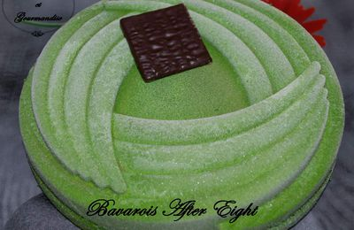 Bavarois After Eight