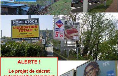 STOPPONS le projet des afficheurs