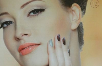 Collection Fashion Nails n°12