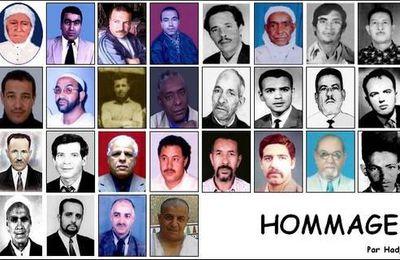 """Le frère Naimi Zaidi rend hommage au """"Grand Nostalgique"""" Hadj Ali Djoudi."""