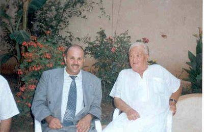 Si Mohamed Hebboul parle de son ami Feu Cheikh-Ali Ferhat Ben Mohamed ...