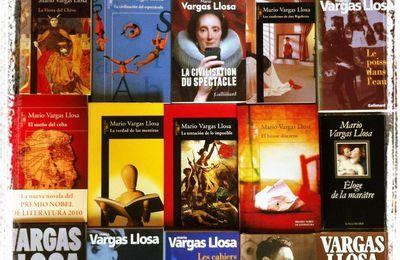 Mario Vargas Llosa, le héros discret de la culture: La civilisation de la littérature contre la civilisation du spectacle.