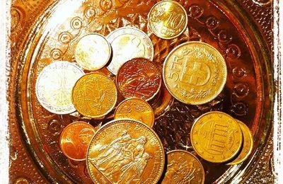 Corruption du Veau d'or ou sagesse de l'argent ? D'Aristote à Milton Friedman, en passant par Georg Simmel. A propos de Pascal Bruckner : La sagesse de l'argent.