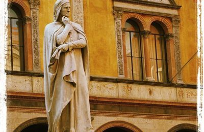 Traduire et vivre l'ébouriffante Divine comédie de Dante : René de Ceccatty et Enrico Malato.
