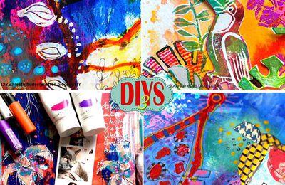 DIYS3 votre atelier de scrap DIY!
