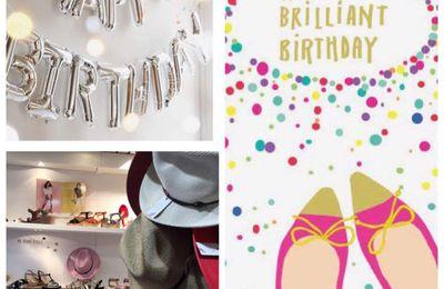 🎂🥂💫La boutique souffle ces 13 bougies aujourd'hui  🎂💕
