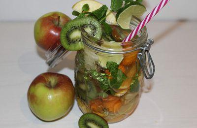 Les bienfaits des eaux vitaminées