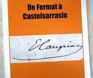 Louis Taupiac de Fermat à Castelsarrasin