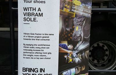 VIBRAM EN TRUCK TOUR