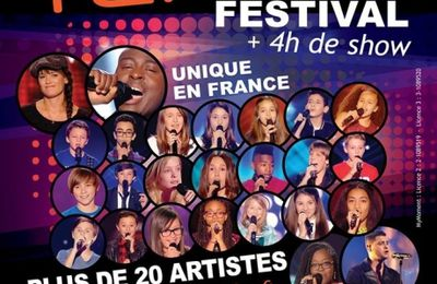 Teriya : Le festival The Voice Kids