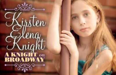 Kirsten Elena Knight - A Knight on Broadway