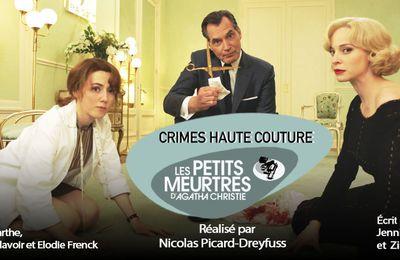 """Les petits meurtres S2 """"Crimes en haute couture"""" VEND.15-09-2017 [Replay] France 2"""