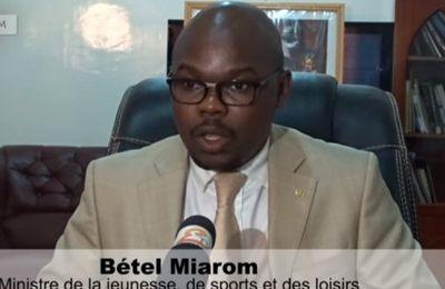 TCHAD / BETEL MIAROM : UN OBJET AU SERVICE DU NÉO-COLONIALISME SPORTIF