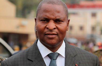 Centrafrique: le Président Touadera demande aux commanditaires des crimes d'arrêter leurs machinations et artifices coupables!