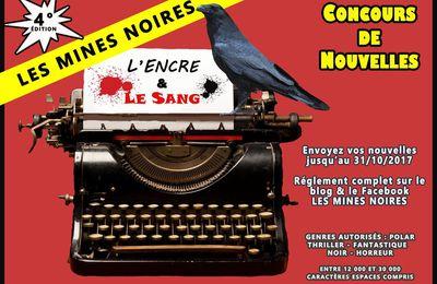 Concours de nouvelles LES MINES NOIRES  - 4ème édition