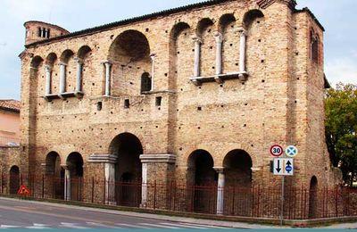 Ravenne 04 : le Goth Théodoric à Ravenne. Mai 2013