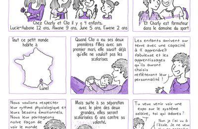 Jolis sauvages /// page 7 et 8