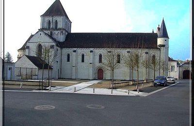 Diaporama église de LENCLOÎTRE