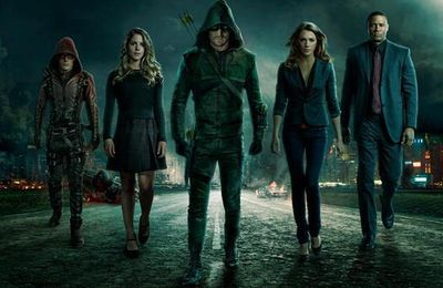 Arrow - saison 3 - épisodes en streaming sur Tf1.fr (replay)