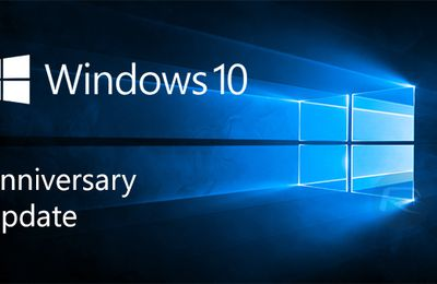 Mise à jour Windows 10 Anniversary Update, comment l'installer ?