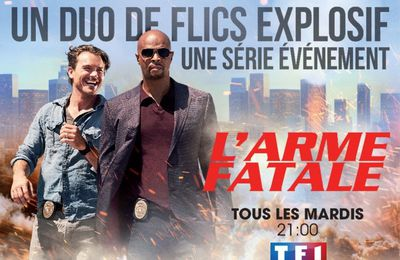 L'arme fatale & Rush Hour - Saison 1 en streaming replay sur TF1.fr