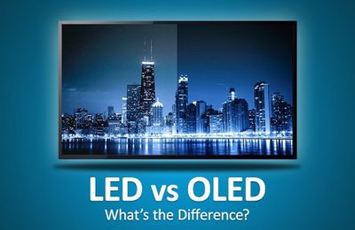 Ecran Oled ou Led ? comprendre et choisir son ecran plat - Tv OLED vs Quantum Dot - led