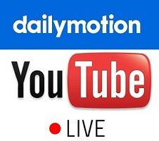 Télé en direct: Chaines de tv en Live Streaming via dailymotion & Youtube