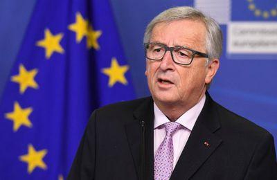 Commission européenne: 500 000 euros, en 2 mois, de frais de déplacement pour Juncker et consorts!
