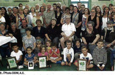 La Fédération de Pétanque d'ISRAËL honore la famille JUILLA pour son passé de résistants