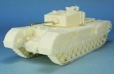 Churchill MK. III au 1:48 (Gaso.Line)