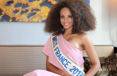 Miss France veut être Miss Univers