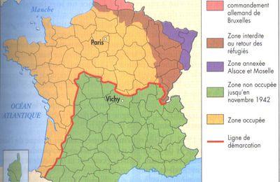 11 novembre 1942 - Occupation de la zone « libre »