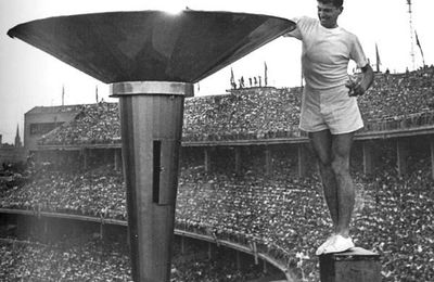 22 novembre 1956 - Ouverture des jeux olympiques de Melbourne