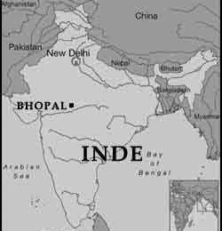 3 décembre 1984 - Catastrophe chimique de Bhopal