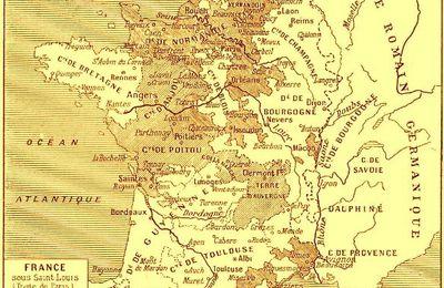 4 décembre 1259 - Saint Louis signe la paix avec l'Angleterre