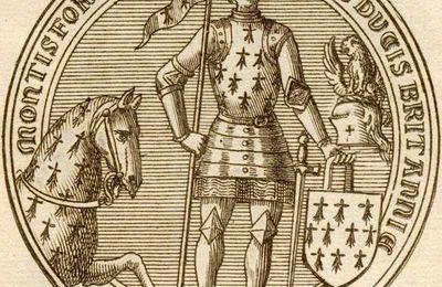 12 avril 1365 - Traité de Guérande