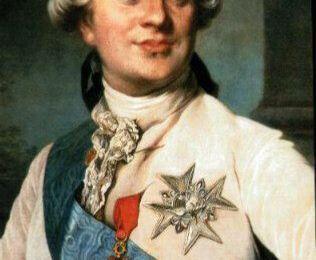 10 mai 1774 - Louis XVI, roi de France