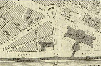 15 mai 1855 - Première Exposition universelle en France