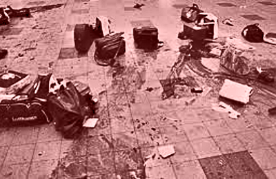 30 mai 1972 - Premier attentat-suicide en Israël