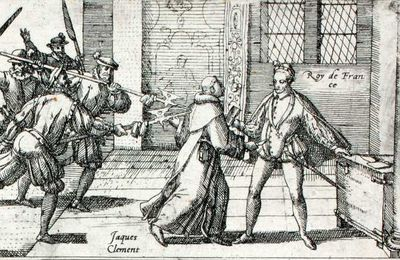 1 août 1589 - Henri III assassiné
