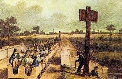 15 septembre 1830 - Première ligne ferroviaire régulière