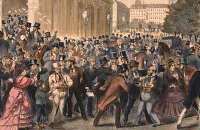 18 septembre 1873 - Vent de panique à Wall Street